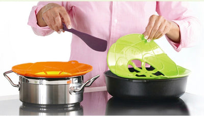 Cook Away Spill Stopper Cover - Shoplexcity