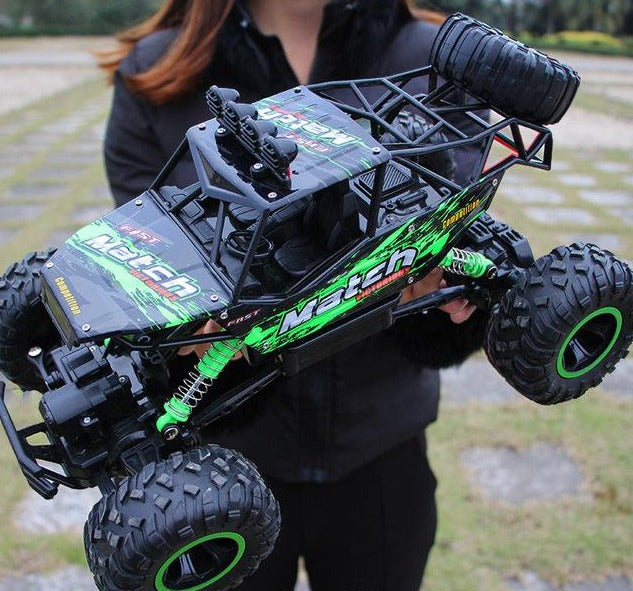 RC Monster Truck 2.4 Ghz Remote Control Monster Off-Road - Shoplexcity