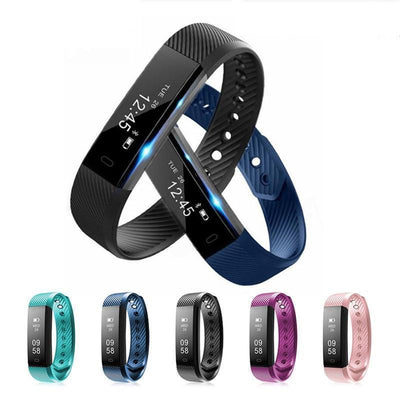 Smart Activity Tracker Watch - Shoplexcity