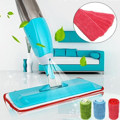Microfiber Washable Spray Mop