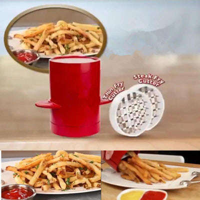 Instant Fries Maker - Shoplexcity
