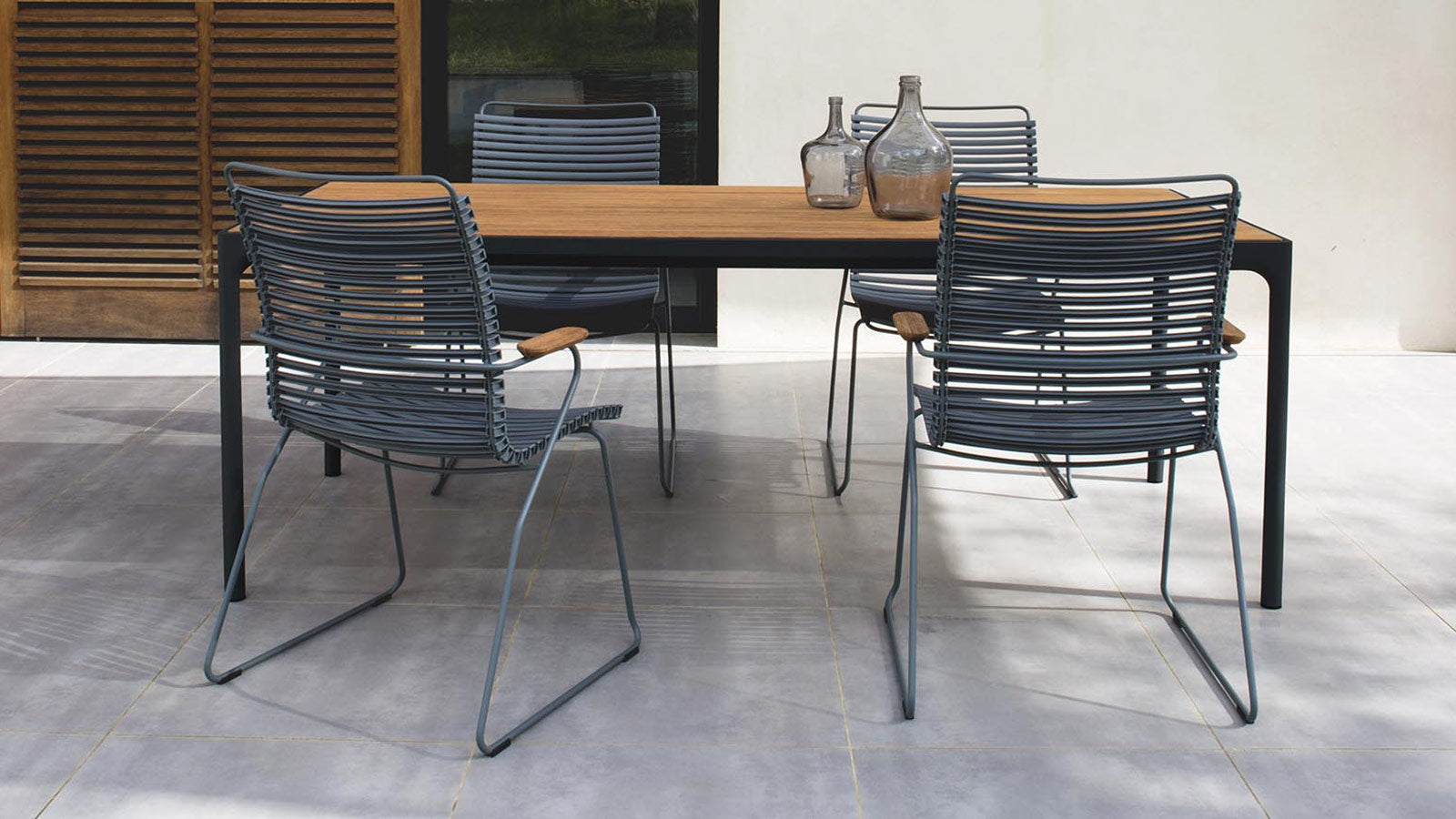 FOUR table y silla CLICK