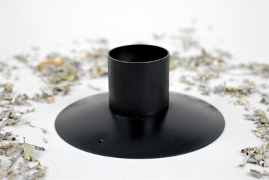 Sturdy 50Mm Candle Holder By Star Child Glastonbury