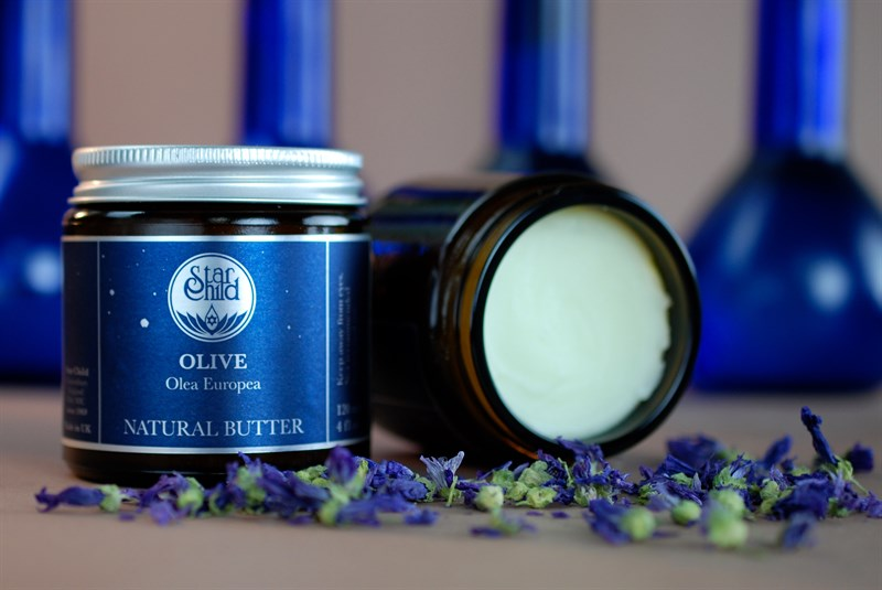Olive Butter By Star Child Glastonbury