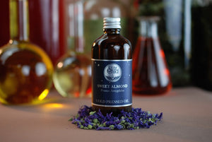 Sweet Almond Oil By Star Child Glastonbury