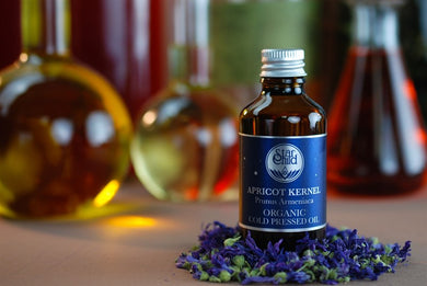 Apricot Kernel Oil Organic By Star Child Glastonbury