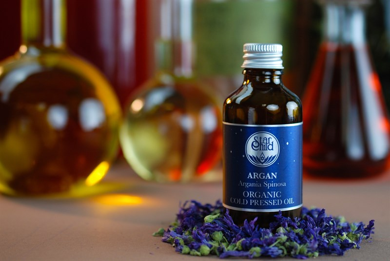 ARGAN OIL ORGANIC - Star Child