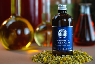 Chamomile Flower Water Organic By Star Child Glastonbury