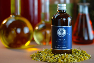 ARNICA INFUSED OIL ORGANIC - Star Child