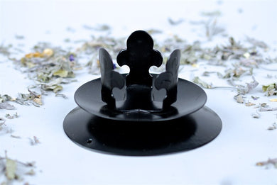 GOTHIC 50mm CANDLE HOLDER - Star Child