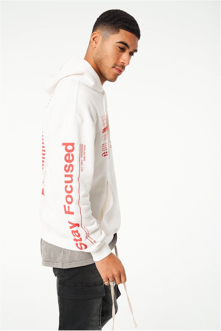 The Couture Club Everything Is Temporary Repeat Oversized Hoodie