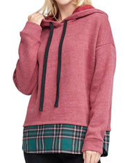 Pullover Loose Fitting Hoodie