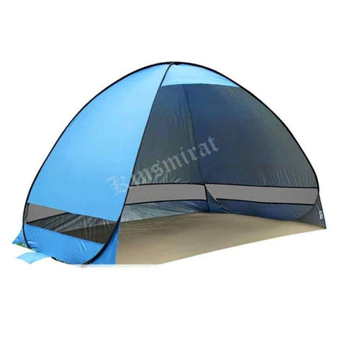Automatic Pop Up Tent with UV Protection