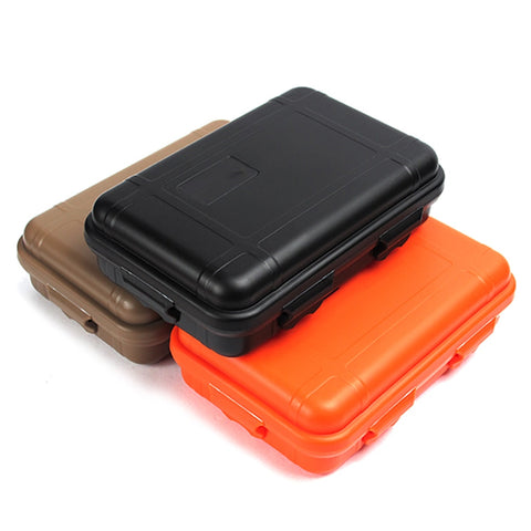 Outdoor Waterproof Airtight Sealed Case
