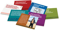 Universal Church: Catholic Social Teaching card set