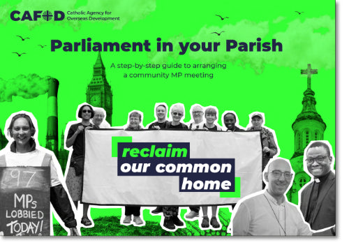 Parliament in your Parish campaign guide