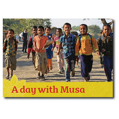 A day with Musa big book for EY/KS1