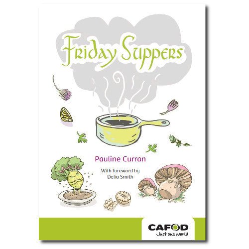 Friday Suppers by Pauline Curran