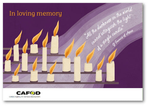 In memory collection envelope