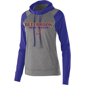BHS Mens Soccer Ladies Lightweight Echo Hoodie