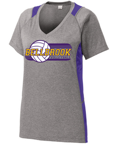 Bellbrook Middle School Volleyball Ladies Dri Fit Short Sleeve Shirt