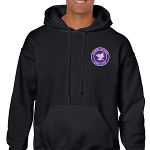 BHS Women's Soccer Logo Black Hoodie - *Senior Pick*