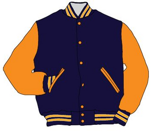 Bellbrook High School Varsity Jacket