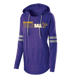 BHS Volleyball Ladies Low Key Pullover