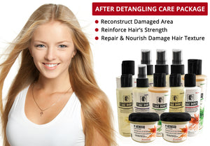 Pre-Order After Detangling Care Package LIMITED STOCK!!!