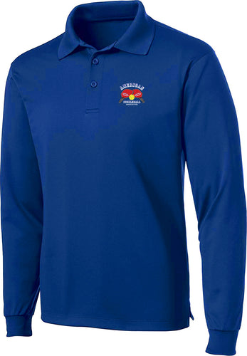 Sport-Tek Long Sleeve Polo