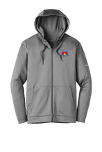 Load image into Gallery viewer, Nike Therma-FIT Full-Zip Fleece Hoodie