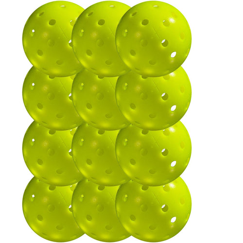 Franklin Pickleballs X-40 Outdoor 12 Pack