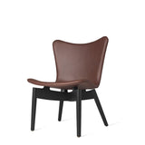 Shell Lounge Chair | Ultra Cognac