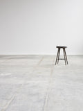 High Stool | Sirka grey stained oak | 74 cm