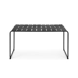 Ocean Table | Black | 4 pers.