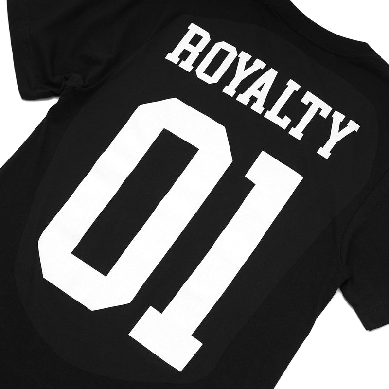 Royalty 01 Tee - Black