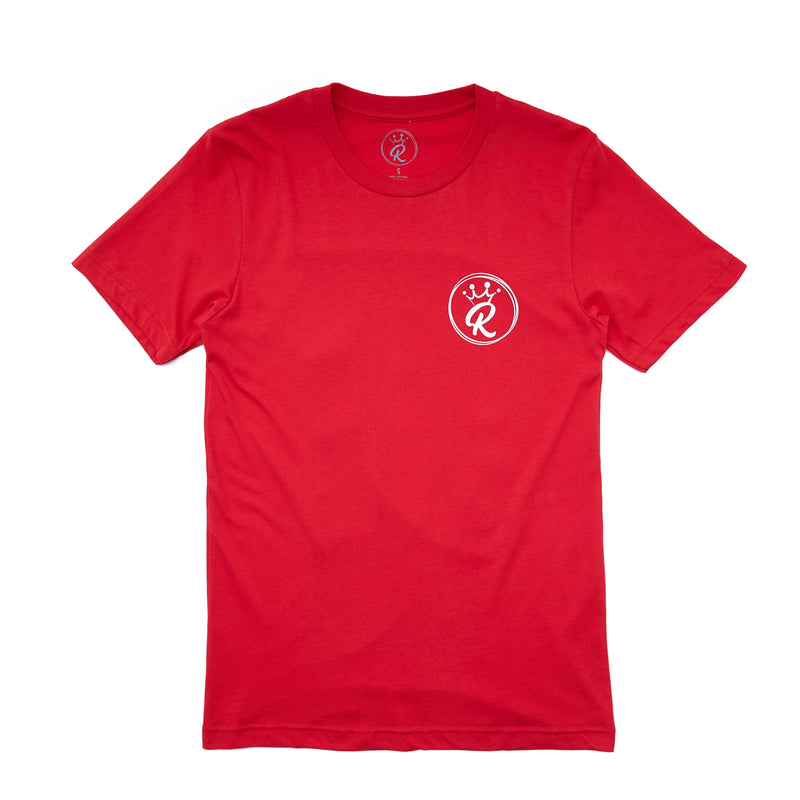 Royalty 01 Tee - Red
