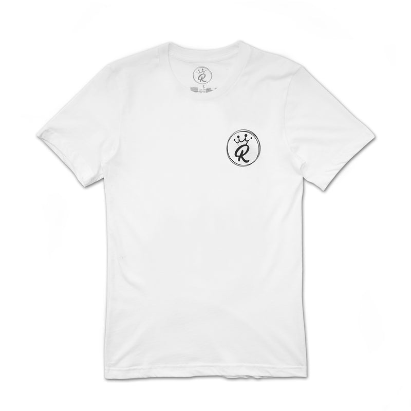Royalty 01 Tee - White