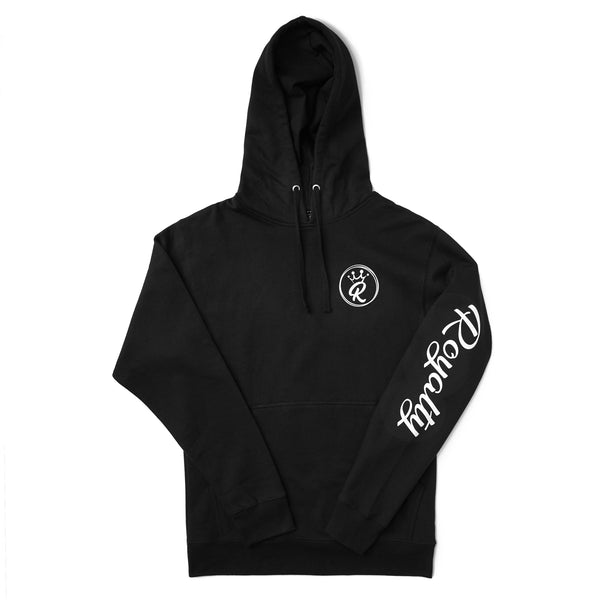 Stay Royalty Hoodie - Black