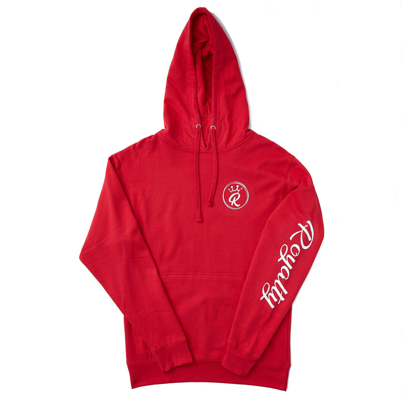 Stay Royalty Hoodie - Red
