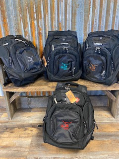 Spin-Em backpacks