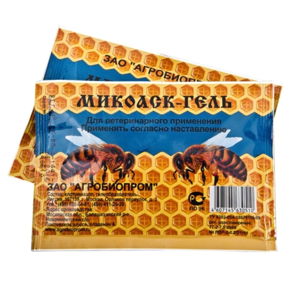 Mikoask Gel 50ml - Beebox2u