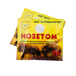 Nosetom - Treatment for nosematosis in bees