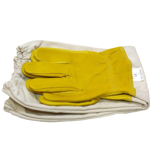 Leather Beekeeper's Gloves - Beebox2u