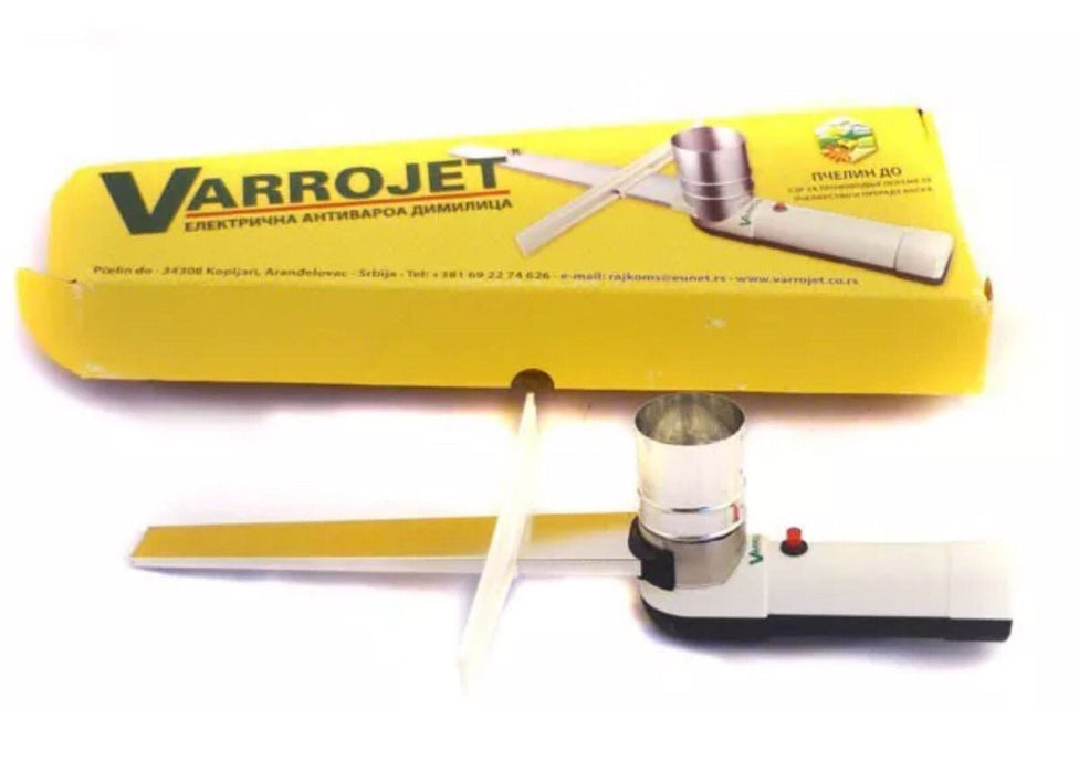 Varrojet Electric Smoker - Beebox2u