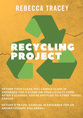 Rebecca Tracey Recycling Project