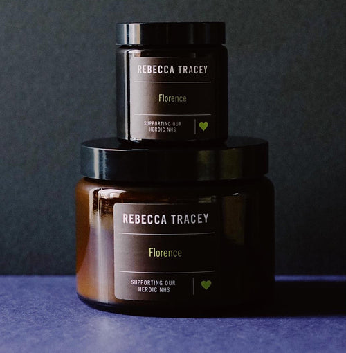 Florence 3 Wick & Travel Candle - Rebecca Tracey