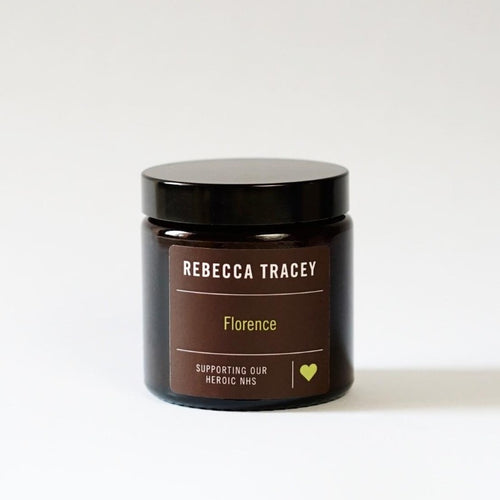 Florence Travel Candle - Rebecca Tracey