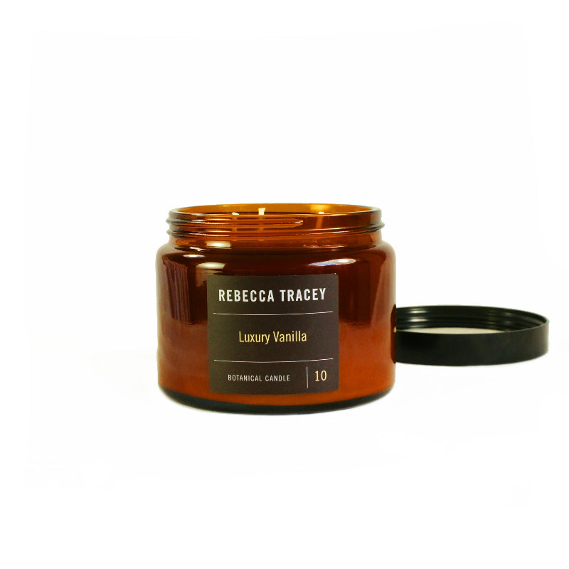 Luxury Vanilla 3 Wick Candle