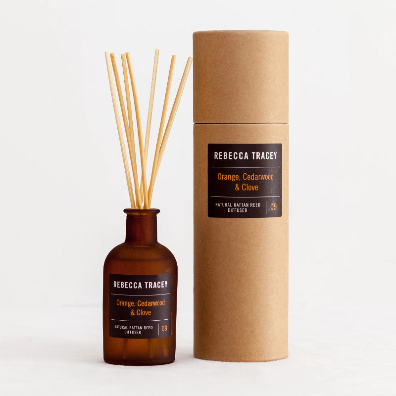 Rebecca Tracey - Orange, Cedarwood & Clove Diffuser